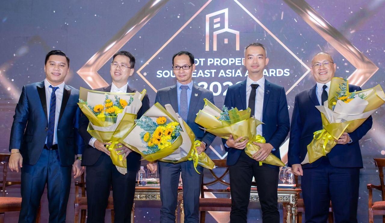 Hoozing đạt 'Ứng dụng bất động sản công nghệ tốt nhất Đông Nam Á'
