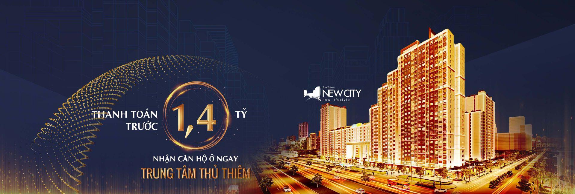 Dự án Newcity Thủ Thiêm