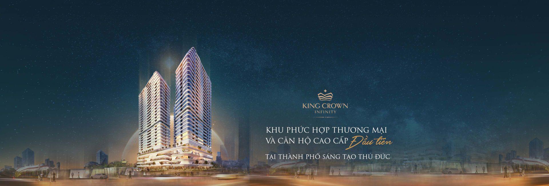 Dự án căn hộ King Crown Thủ Đức