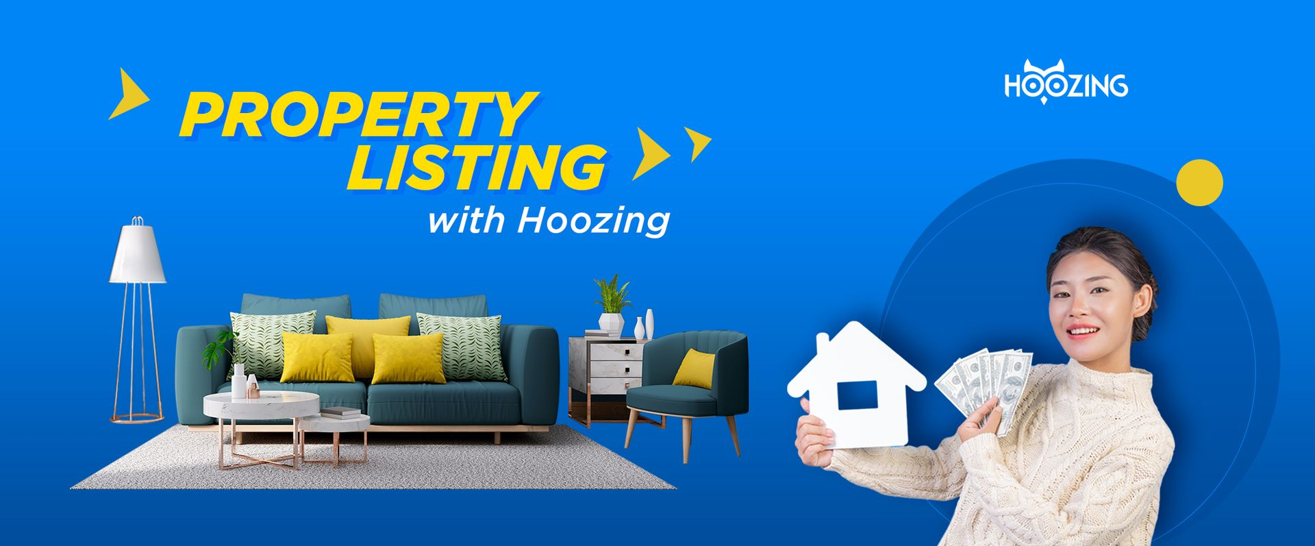 hoozing list your house