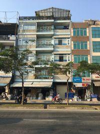 Bán Nhà Mặt Tiền Đường Võ Văn Kiêt Quận 5