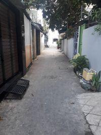 Bán Nhà Hẻm Nơ Trang Long Ngay Trung Tâm Quận Bình Thạnh
