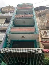 Townhouse For Rent Luy Ban Bich Street Tan Phu District  - High-class Residential Area