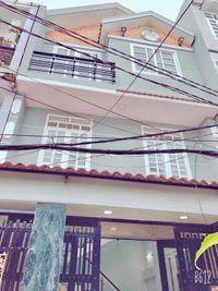 Bán Nhà Hẻm Đường Huỳnh Tấn Phát Huyện Nhà Bè - Tặng Lại Nội Thất Cao Cấp