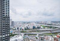 Cho Thuê Căn hộ 1 PN Landmark 81 Vinhomes Central Park - Không  Nội Thất &  Tươi Sáng