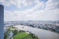 Bán Căn hộ 3 PN Vinhomes Central Park - Nội Thất Lung Linh