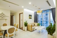 Vinhomes Central Park Apartment 3 Bedrooms - Fully Furnished & Exquisite