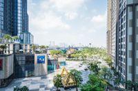 Cho Thuê Căn hộ 3 PN Vinhomes Central Park - Không  Nội Thất & Tràn Ngập Ánh Sáng