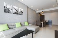 The Tresor Apartment 3 Bedrooms - Fully Furnished & State-Of-Art