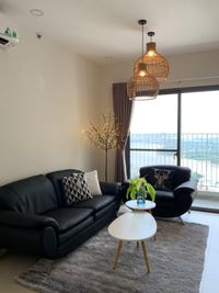 Masteri Thao Dien Office-tel Apartment 3 Bedrooms - Fully Furnished & Charming