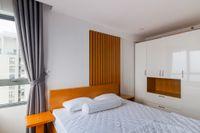 Cho Thuê Căn hộ 3 PN Masteri Thảo Điền -  Phòng Khách Có View Toàn Thành Phố