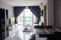 Angia Skyline Apartment 2 Bedrooms - Fully Furnished & Modern & Classy Decoration
