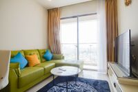 Masteri Millennium Apartment 2 Bedrooms - Fully Furnished & Contemporary & Elegant Designs