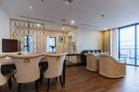 Vinhomes Golden River Apartment 3 Bedrooms - Fully Furnished & Luxurious  & Lavish