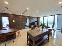 Vinhomes Golden River Apartment 4 Bedrooms - Fully Furnished & Fascinating