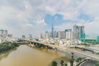 Căn hộ 2 PN Vinhomes Golden River - Nội Thất Cơ Bản & Tươi Sáng & Rộng Rãi