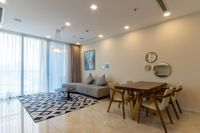 Vinhomes Golden River Apartment 2 Bedrooms - Fully Furnished & Exquisite