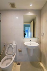 Masteri An Phu Apartment 1 Bedroom - Basic Furnished & Airy