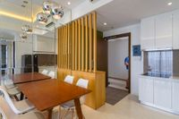 Masteri An Phu Apartment 2 Bedrooms for Rent -Sun-Filled Bedroom