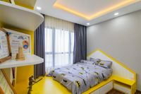 Palm Heights Apartment 3 Bedrooms for Rent - Fully High Standard Furniture