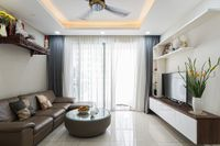 Masteri Millennium Apartment 3 Bedrooms - Fully Furnished & Sophisticated