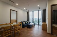 Eco Green Sai Gon Apartment 3 Bedrooms - Basic Furnished & Brilliant