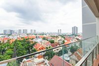 Cho Thuê Căn hộ 3 PN Dedge Thao Dien - Không Nội Thất & Tươi Sáng
