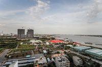 Cho Thuê Căn hộ 2 PN An Gia - River Panorama - Tầng Cao View Thoáng
