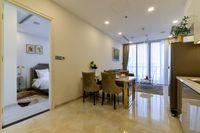 Cho Thuê Office-tel 1 PN Vinhomes Golden River - View Landmark 81 Siêu Đẹp