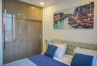 Cho Thuê Căn hộ 1 PN Vinhomes Golden River - Đầy Đủ Nội Thất & Không gian ấm cúng & trang trí nổi bật