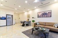 Cho Thuê Căn hộ 2 PN Vinhomes Golden River - Phòng Ngủ Góc Cong - View Toàn Thành Phố