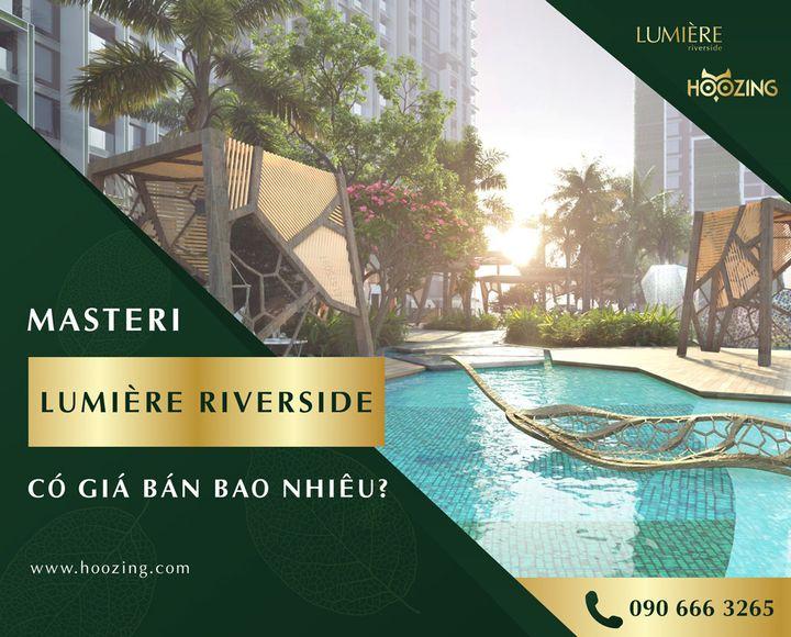 Masteri Lumiere Riverside