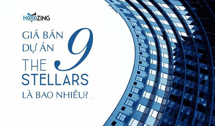 giá bán căn hộ the 9 stellars