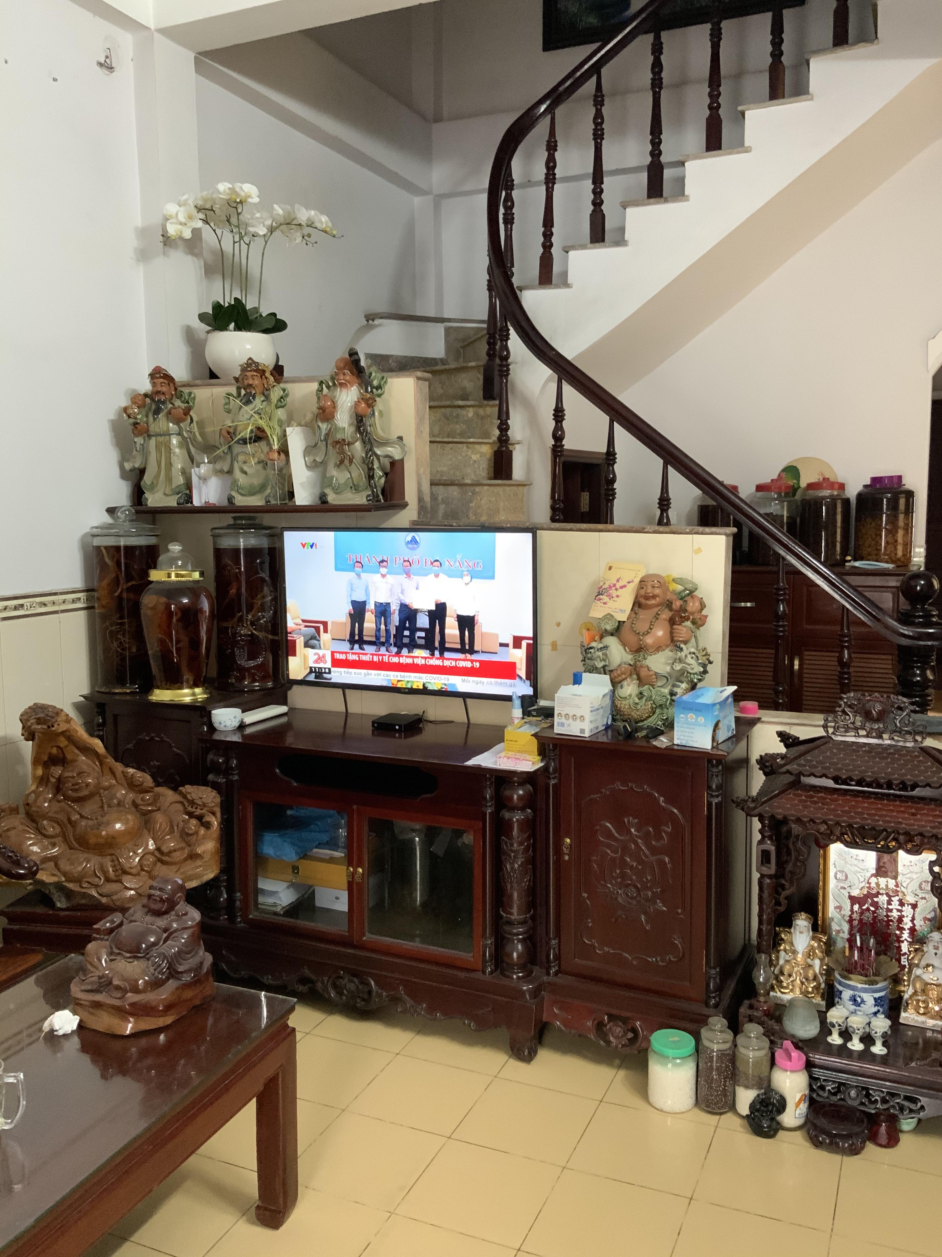 Cho Thuê Nhà Hẻm Xe Hơi Đường Hoàng Hoa Thám Quận Tân Bình -5