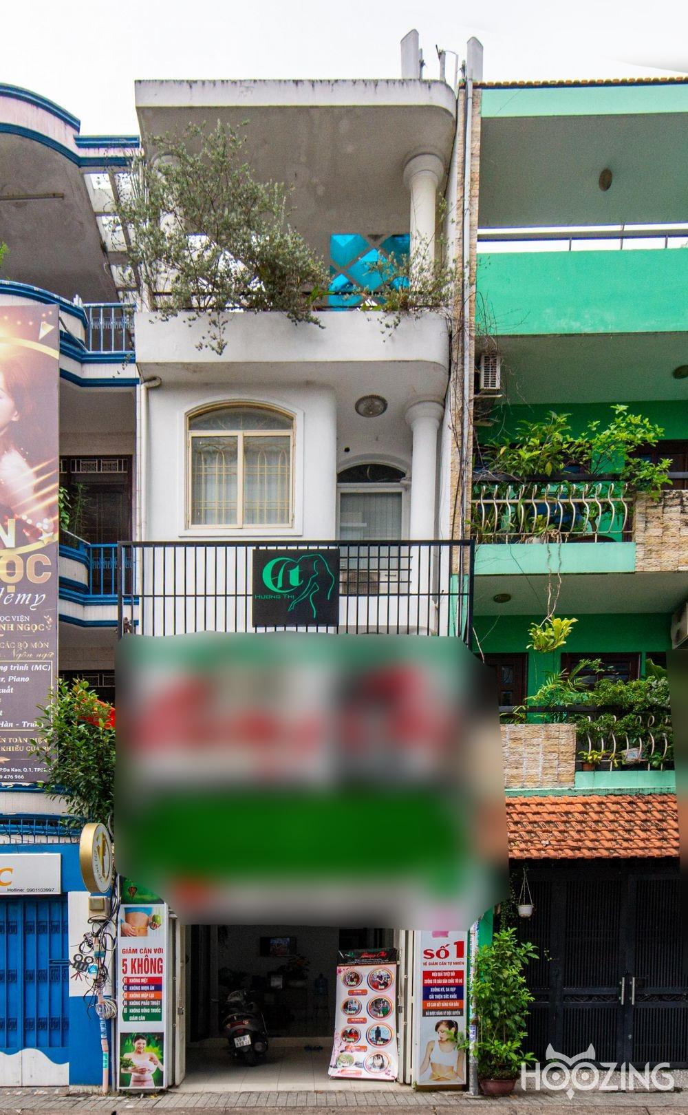 Cho Thuê Nhà Nguyên Căn Mặt Tiền Đường Huỳnh Khương Ninh Quận 1 Gần Công Viên Lê Văn Tám-0