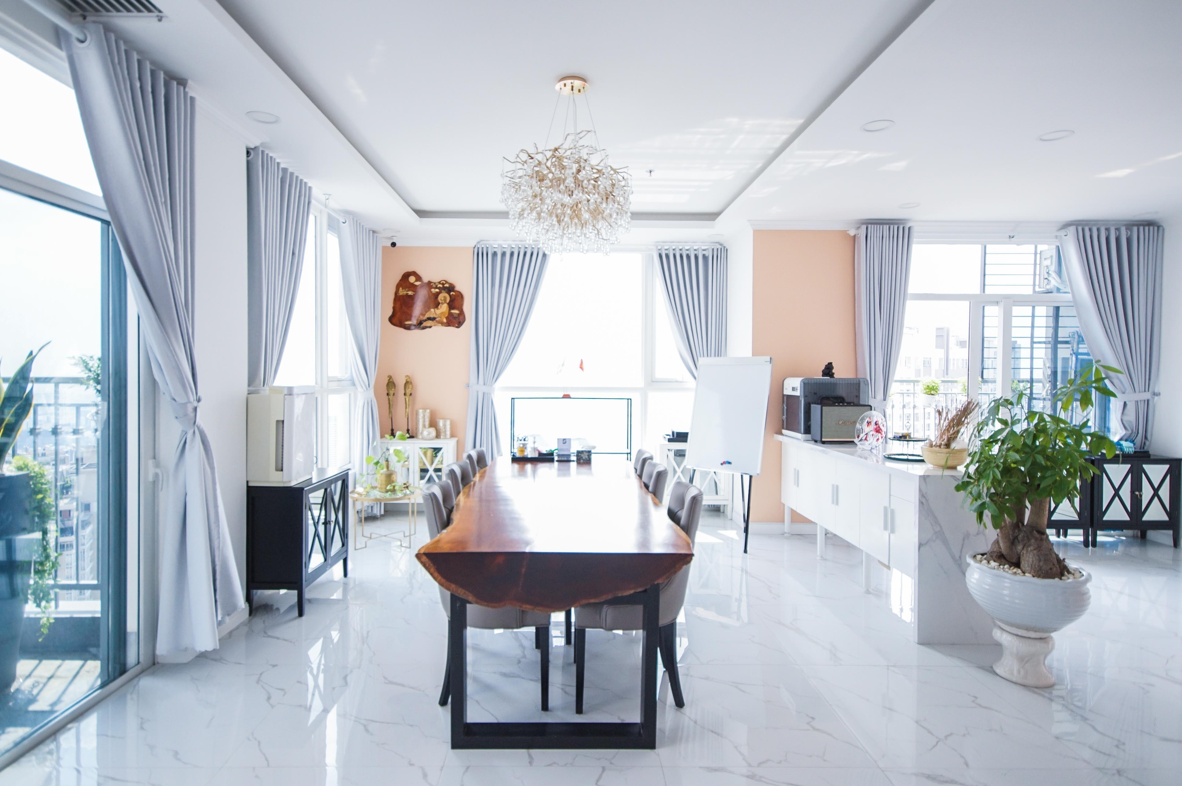 Cho Thuê Căn hộ Duplex Penthouse 3 PN Vinhomes Central Park - Đầy Đủ Nội Thất & Cuốn Hút -0
