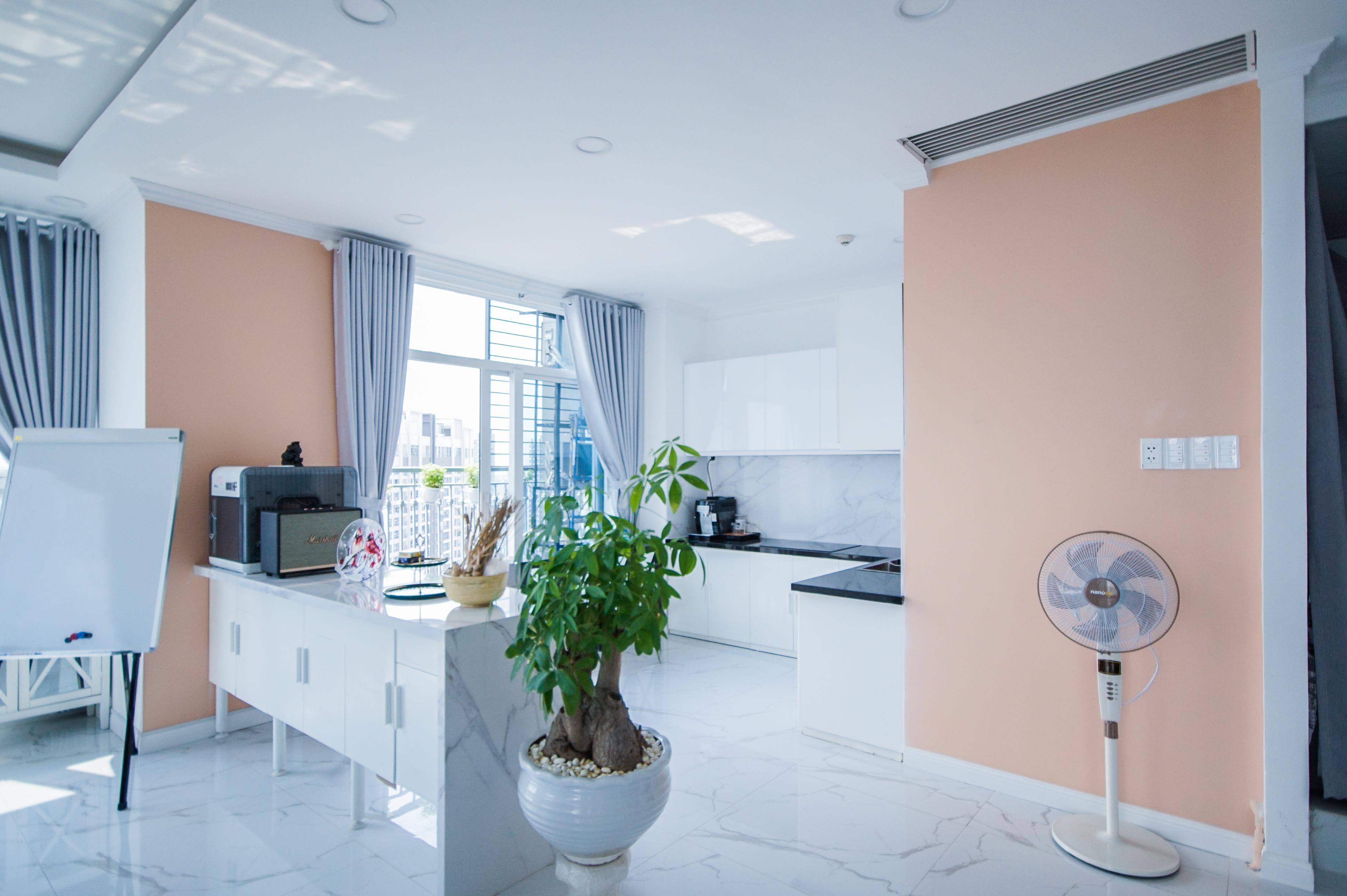 Cho Thuê Căn hộ Duplex Penthouse 3 PN Vinhomes Central Park - Đầy Đủ Nội Thất & Cuốn Hút -15