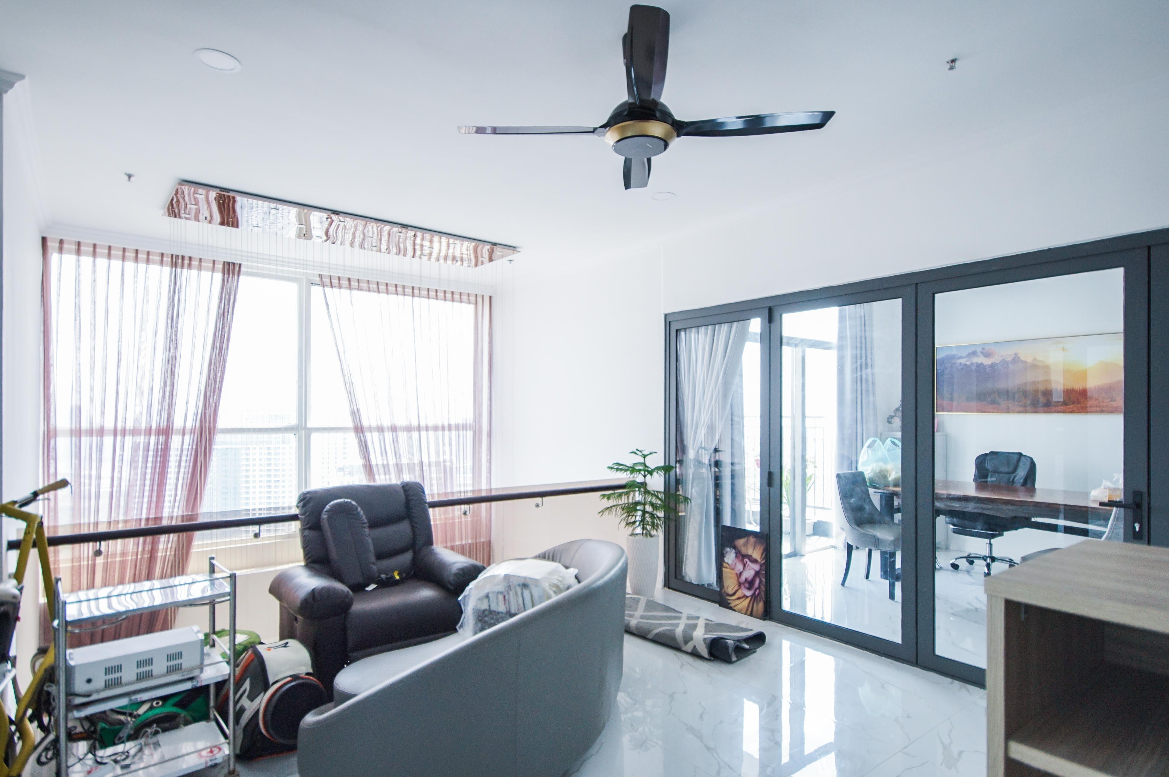Cho Thuê Căn hộ Duplex Penthouse 3 PN Vinhomes Central Park - Đầy Đủ Nội Thất & Cuốn Hút -5