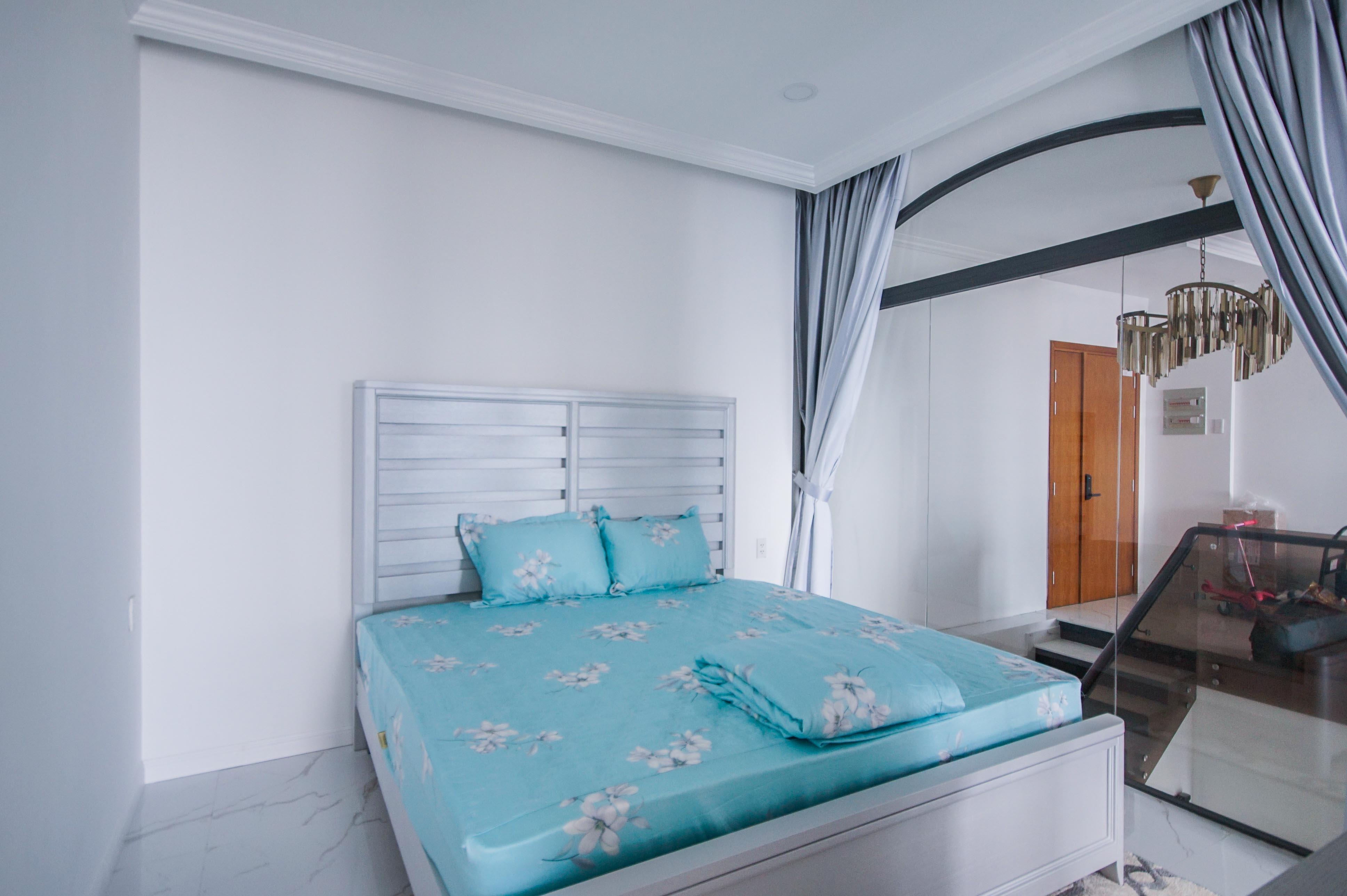 Cho Thuê Căn hộ Duplex Penthouse 3 PN Vinhomes Central Park - Đầy Đủ Nội Thất & Cuốn Hút -10