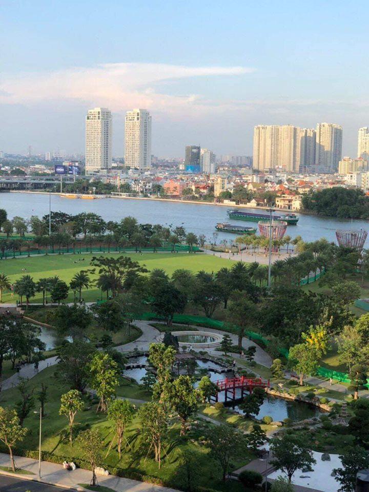 Cho Thuê Căn hộ 2 PN Vinhomes Central Park - Đầy Đủ Nội Thất & Trang Nhã -3