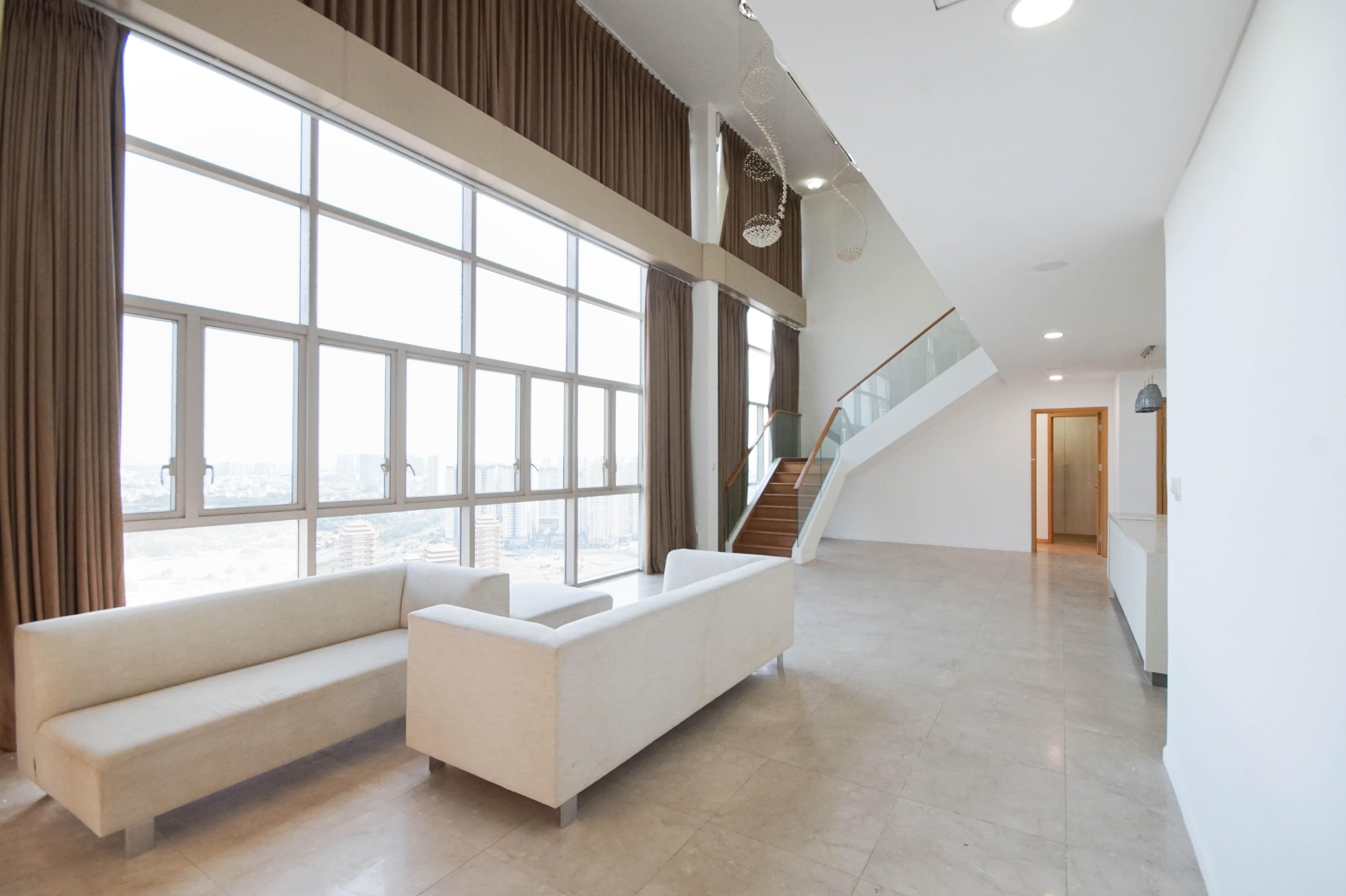 Căn hộ 4 PN The Vista - Đầy Đủ Nội Thất - Căn Penthouse Cực Đẹp Và Tràn Ngập Ánh Sáng-17