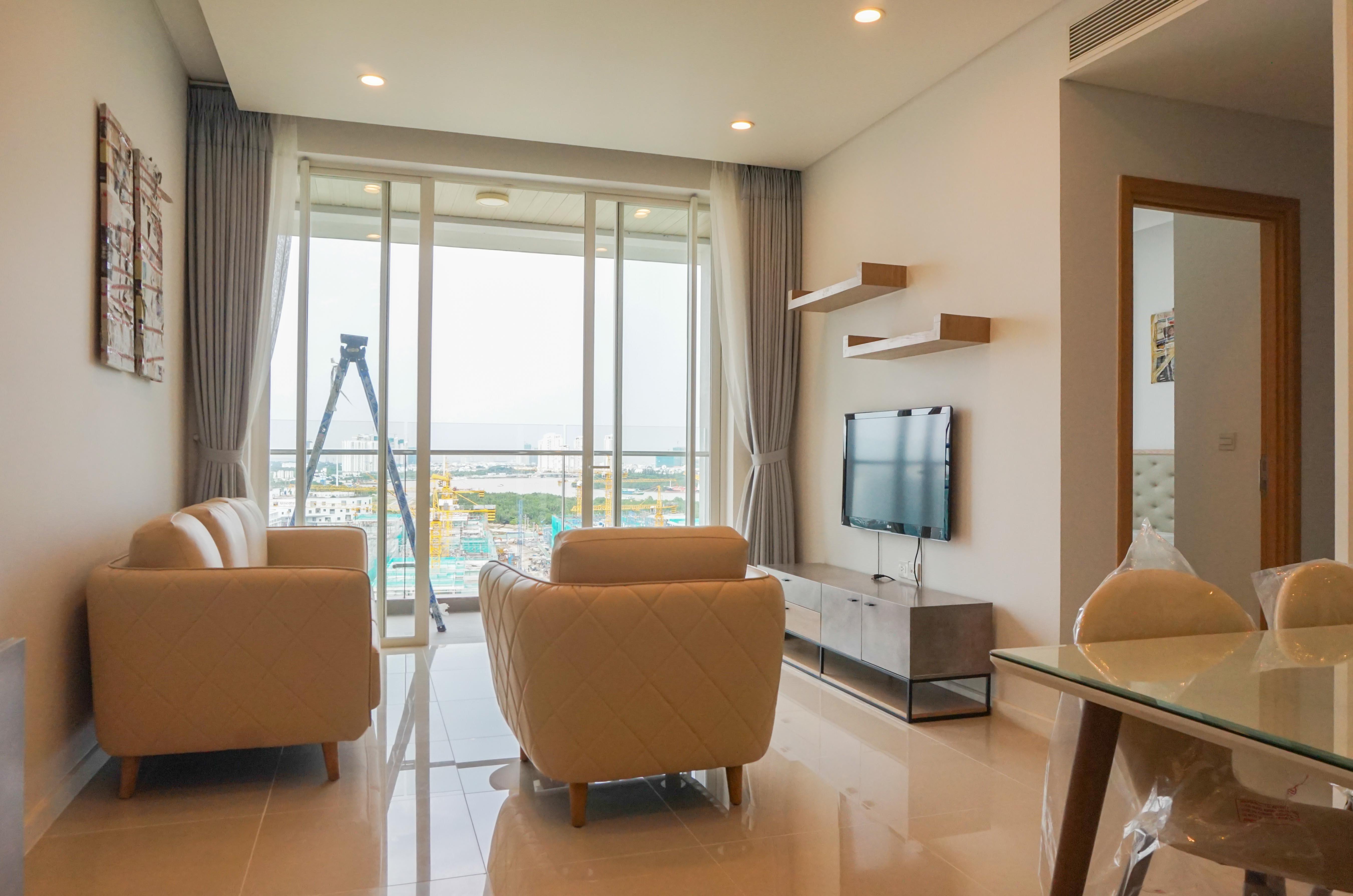 Cho Thuê Căn hộ 2 PN Sala Sarimi Apartment - Đầy Đủ Nội Thất & Tinh Tế -0