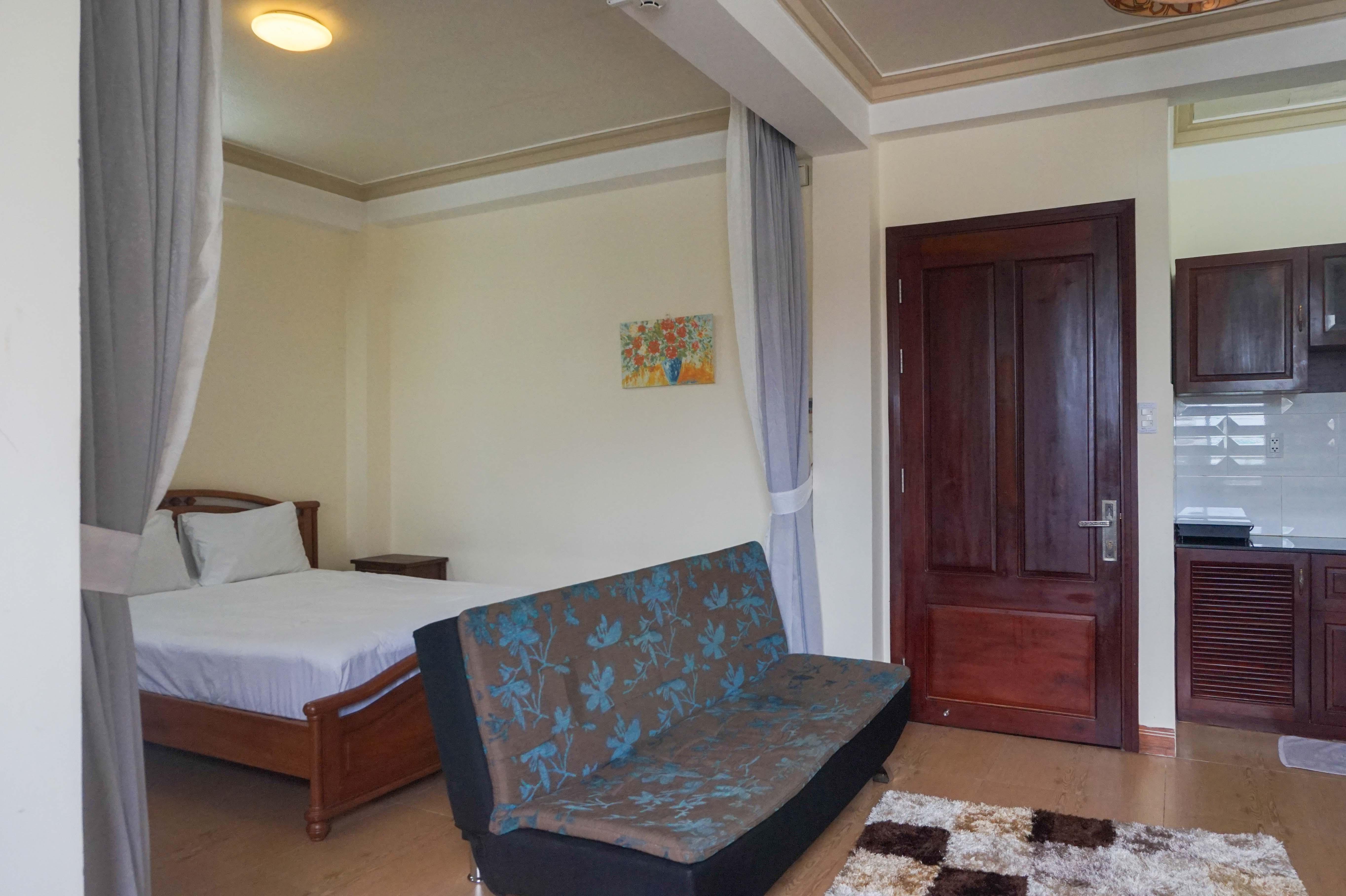 Cho Thuê Duplex 1 PN Luxury Serviced Apartment - Đầy Đủ Nội Thất & Ấm Cúng -16