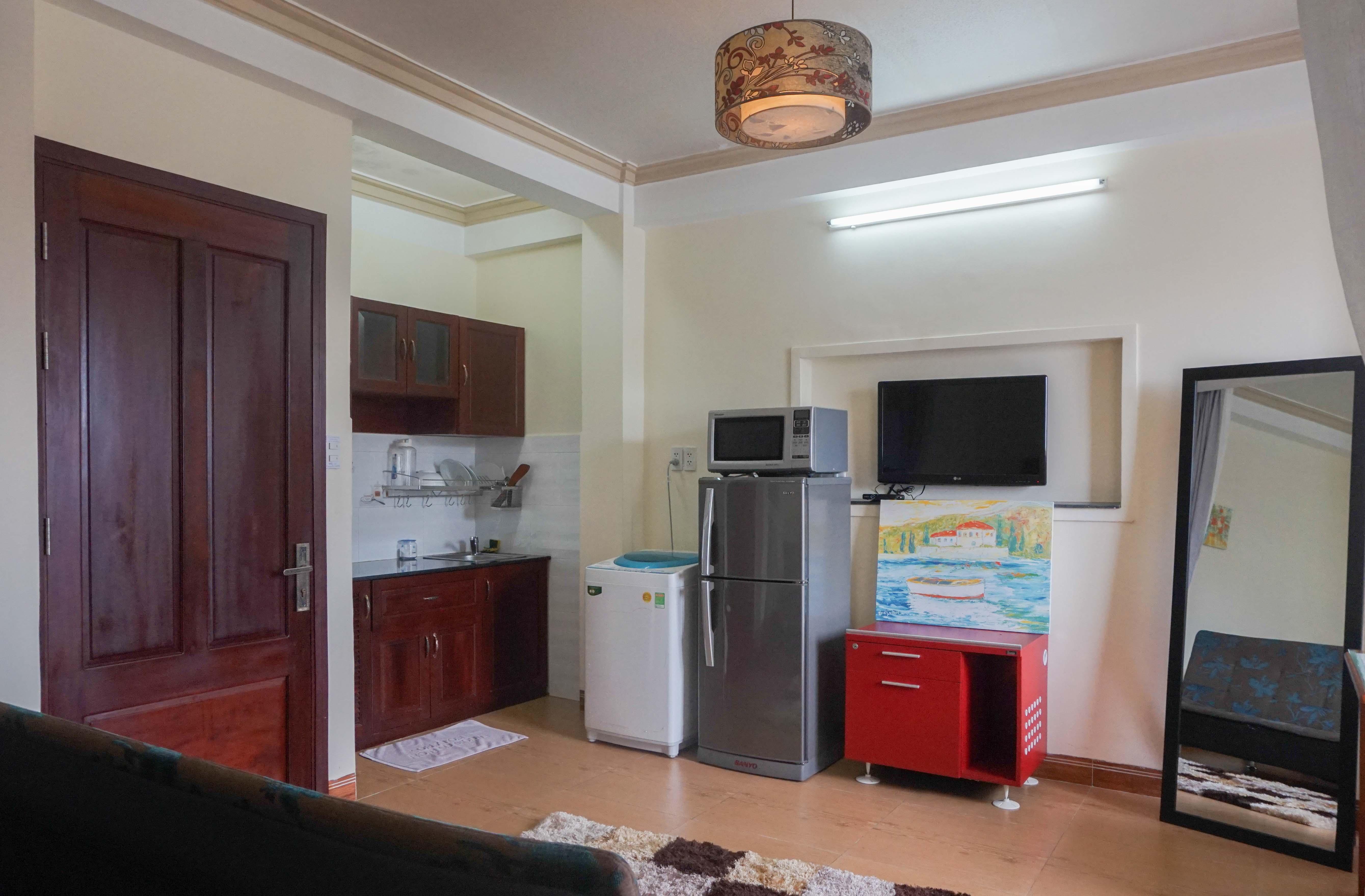 Cho Thuê Duplex 1 PN Luxury Serviced Apartment - Đầy Đủ Nội Thất & Ấm Cúng -17