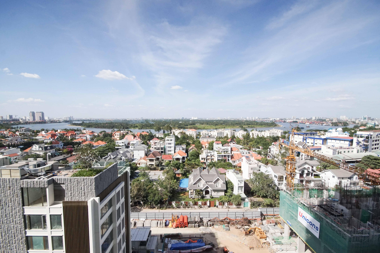 Căn hộ 3 PN Gateway Thảo Điền - Nội Thất Cơ Bản, Không gian thoáng & Thoải mái-11
