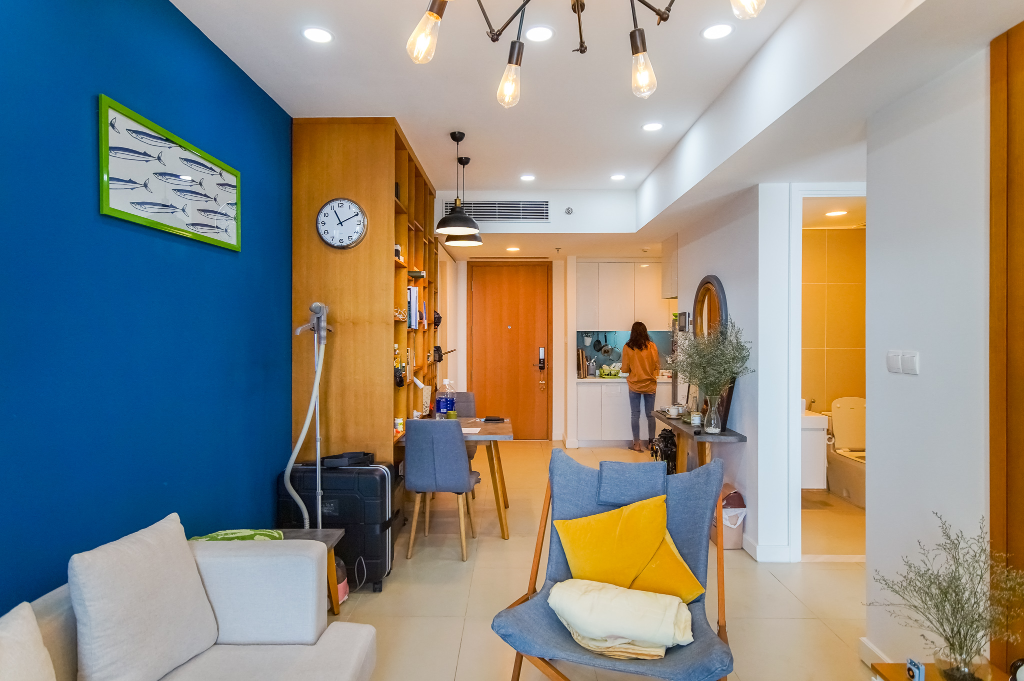 Cho Thuê Căn hộ 1 PN Gateway Thảo Điền - Đầy Đủ Nội Thất & Xa Xỉ-9