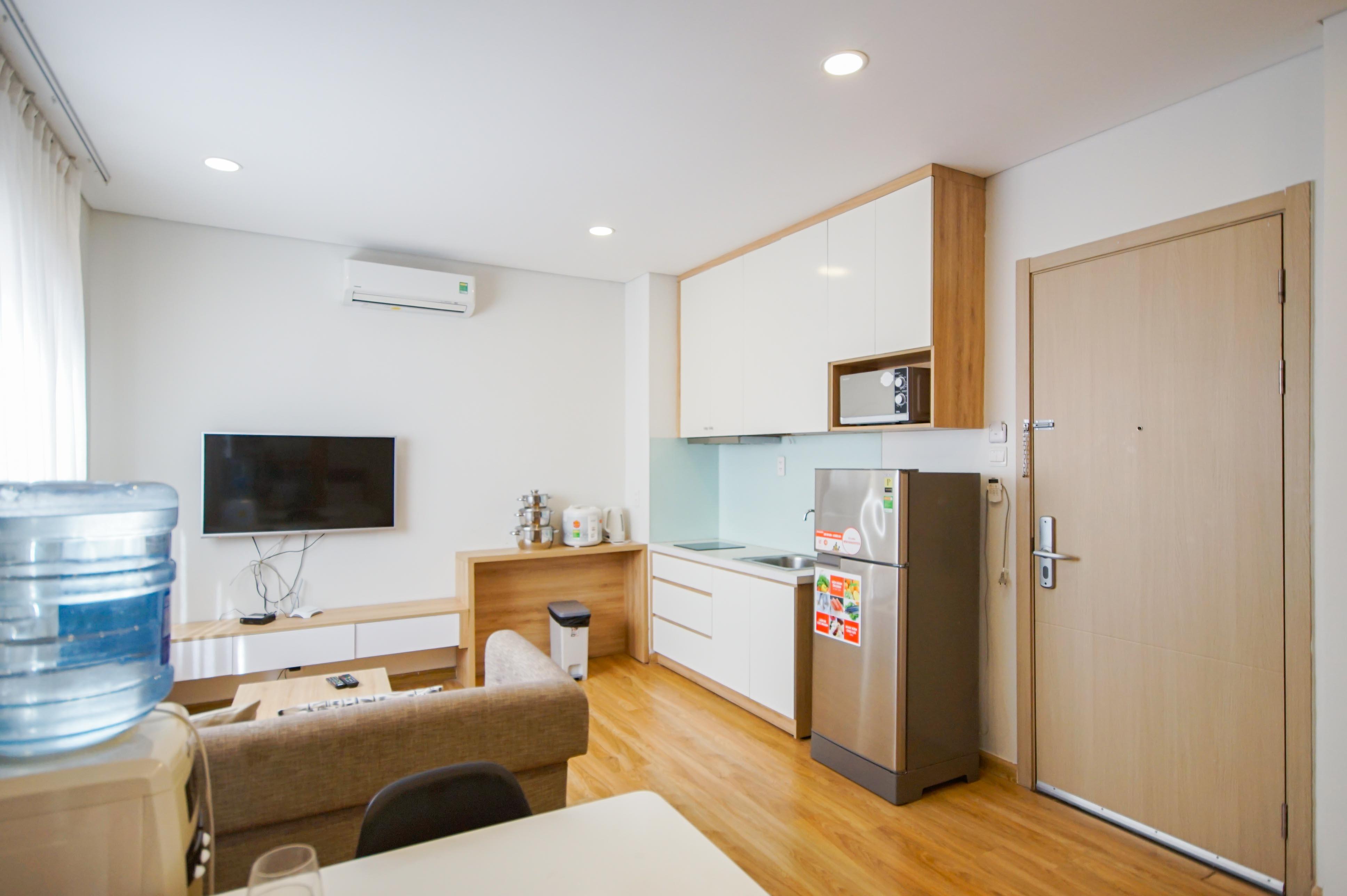 Cho Thuê Duplex 1 PN Maple Leaf Serviced Apartment - Đầy Đủ Nội Thất & Tinh Tế -10