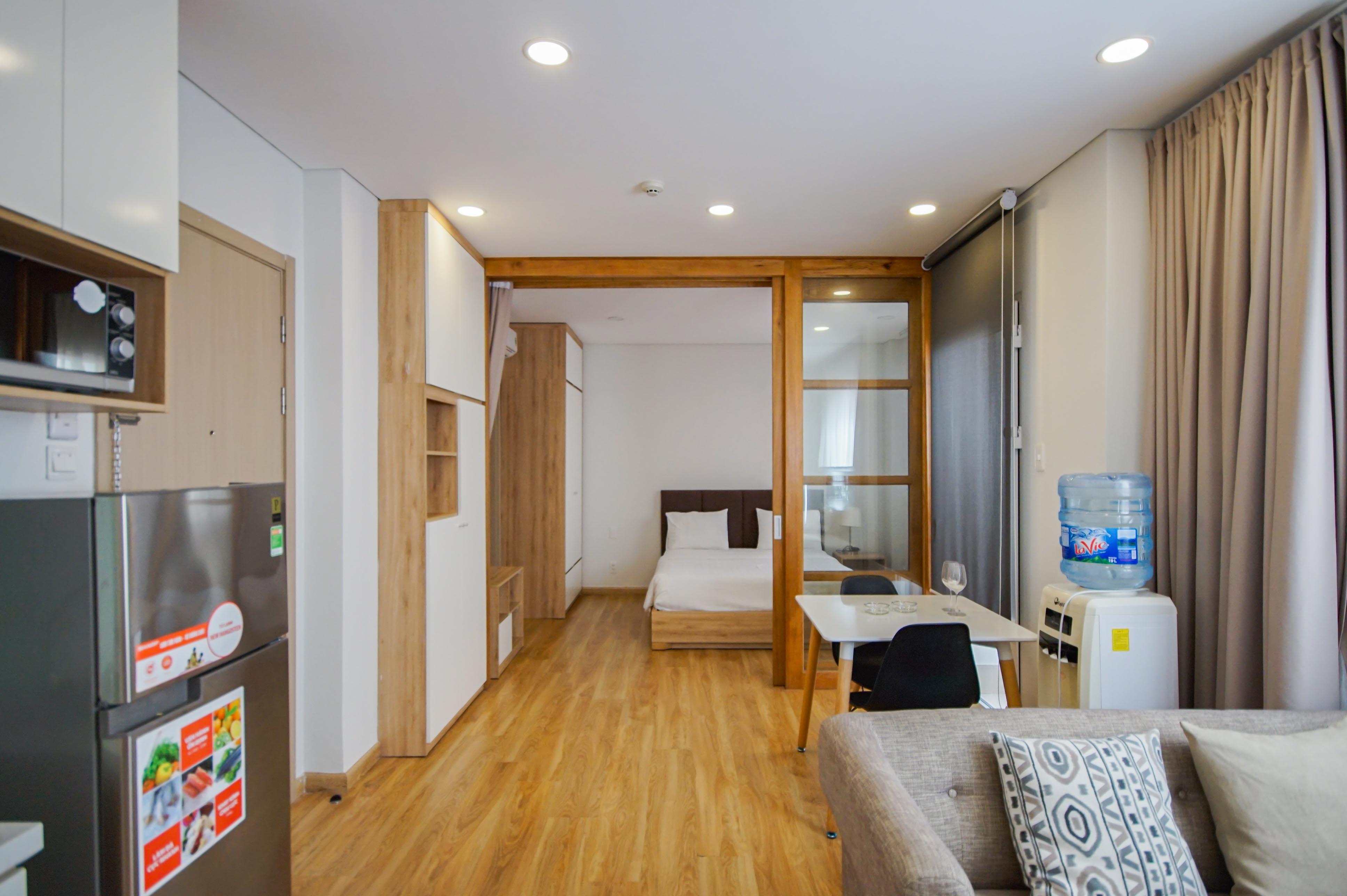 Cho Thuê Duplex 1 PN Maple Leaf Serviced Apartment - Đầy Đủ Nội Thất & Tinh Tế -2