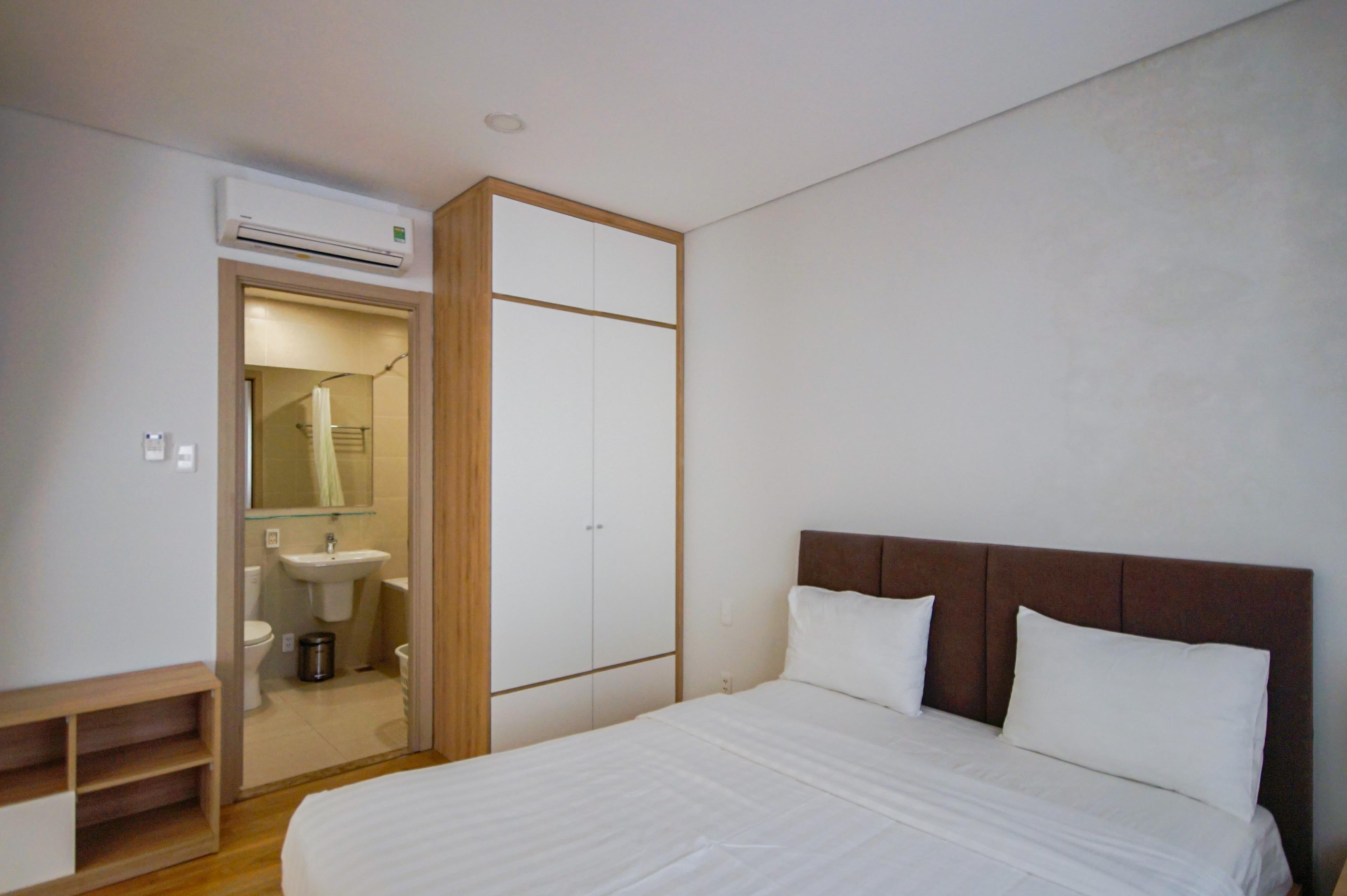 Cho Thuê Duplex 1 PN Maple Leaf Serviced Apartment - Đầy Đủ Nội Thất & Tinh Tế -8