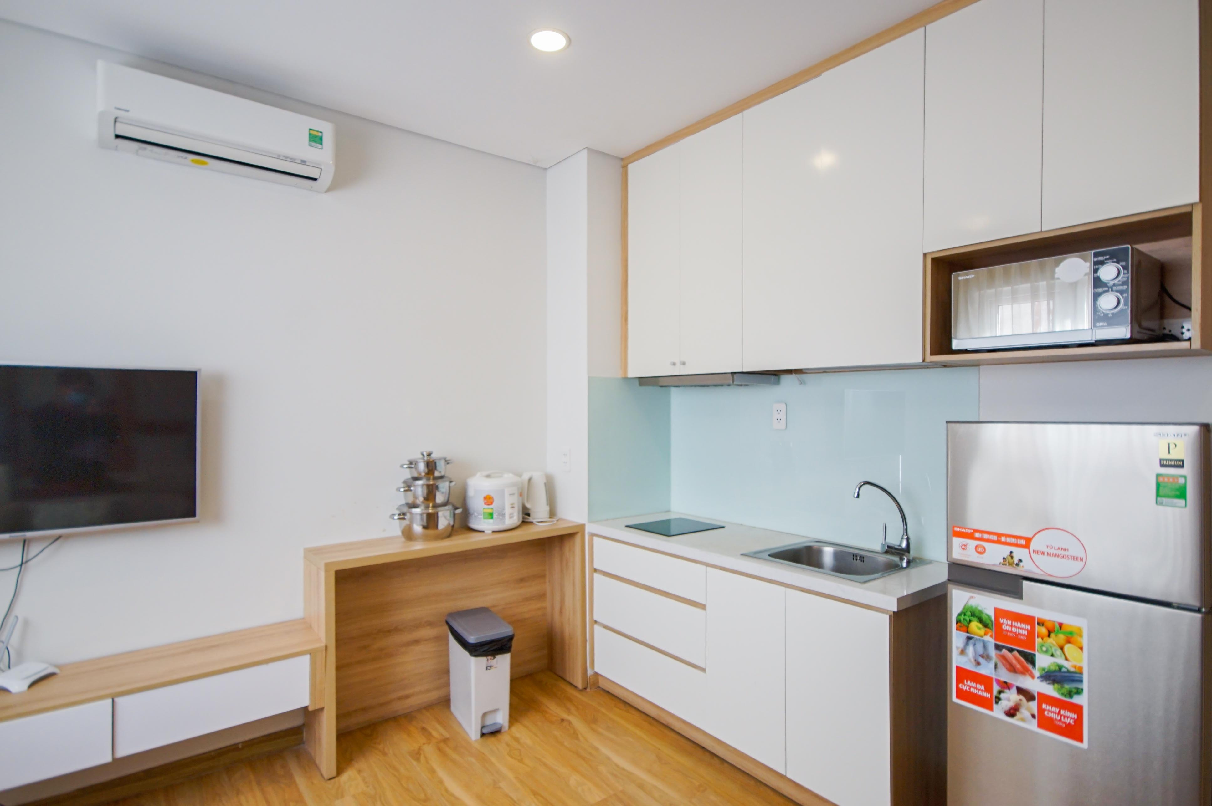 Cho Thuê Duplex 1 PN Maple Leaf Serviced Apartment - Đầy Đủ Nội Thất & Tinh Tế -5
